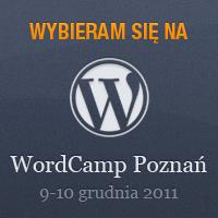 WordCamp Poznań 2011